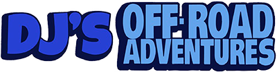 DJ's Off-Road Adventures Logo
